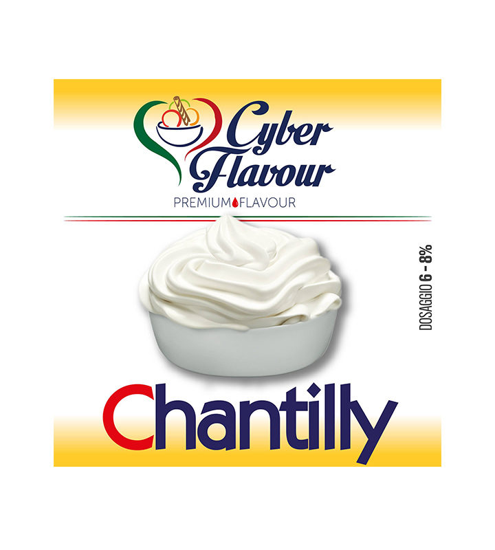 AROMA CHANTILLY by Cyber Flavour