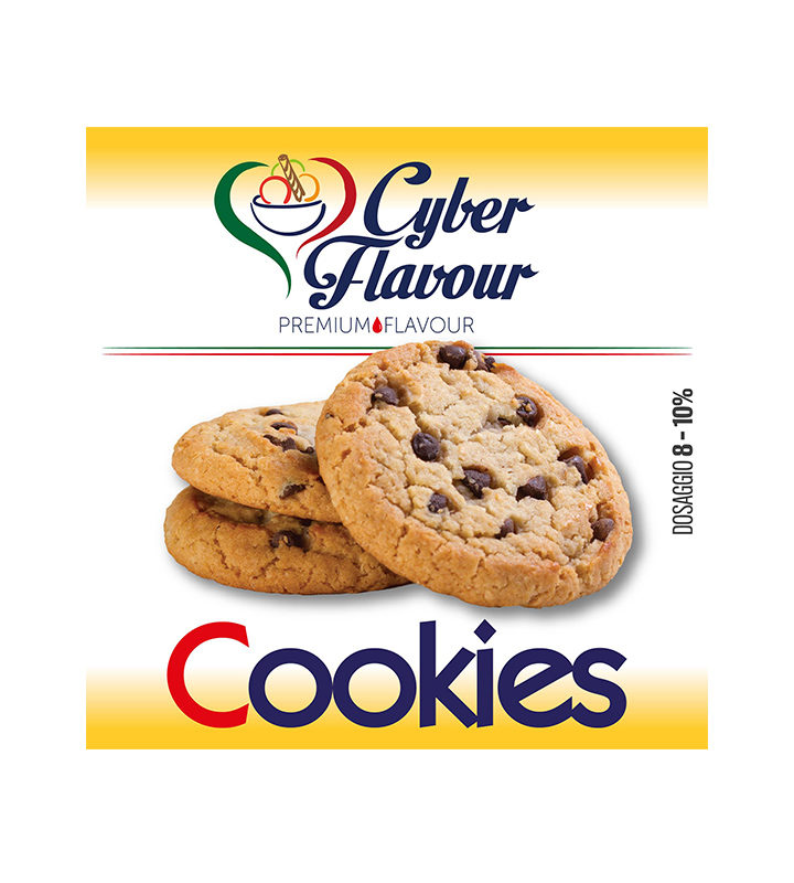 AROMA COOKIES by Cyber Flavour
