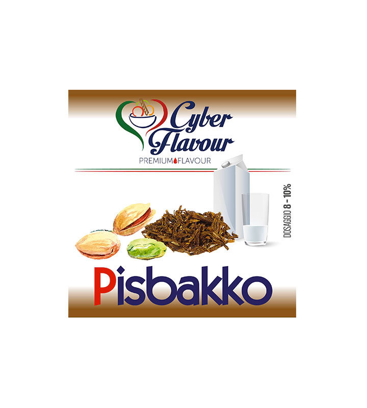 AROMA PISBACCO by Cyber Flavour - Vape Area
