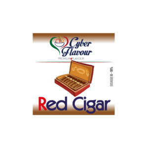 AROMA RED CIGAR by Cyber Flavour - Vape Area