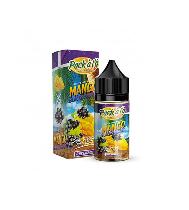 AROMA MANGO BLACKCURRANT 30ML by Pack à l'Ô - Vape Area