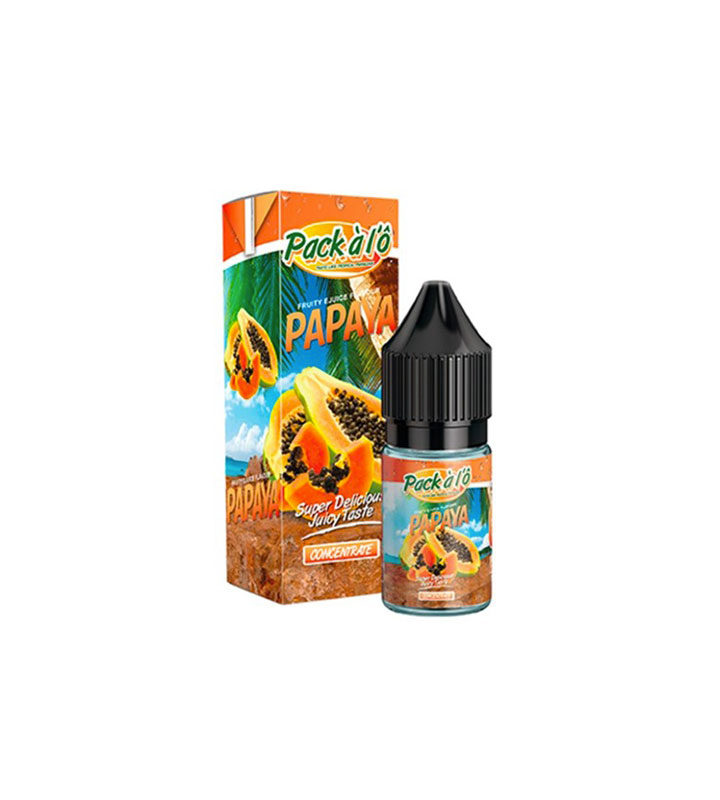 AROMA PAPAYA 10ML by Pack à l'Ô - Vape Area