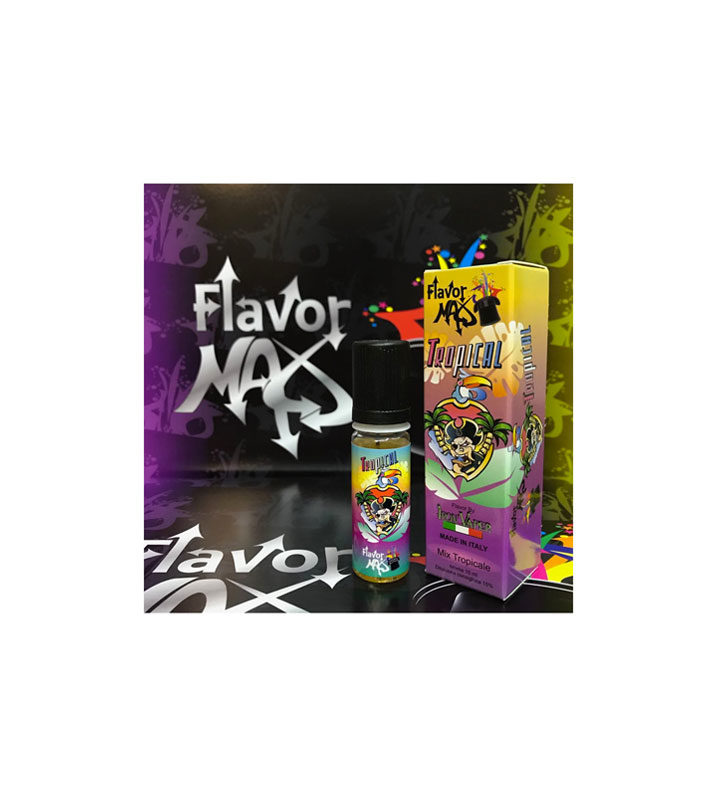 AROMA FLAVOR MAX TROPICAL 15ml by Iron Vaper - Vape Area