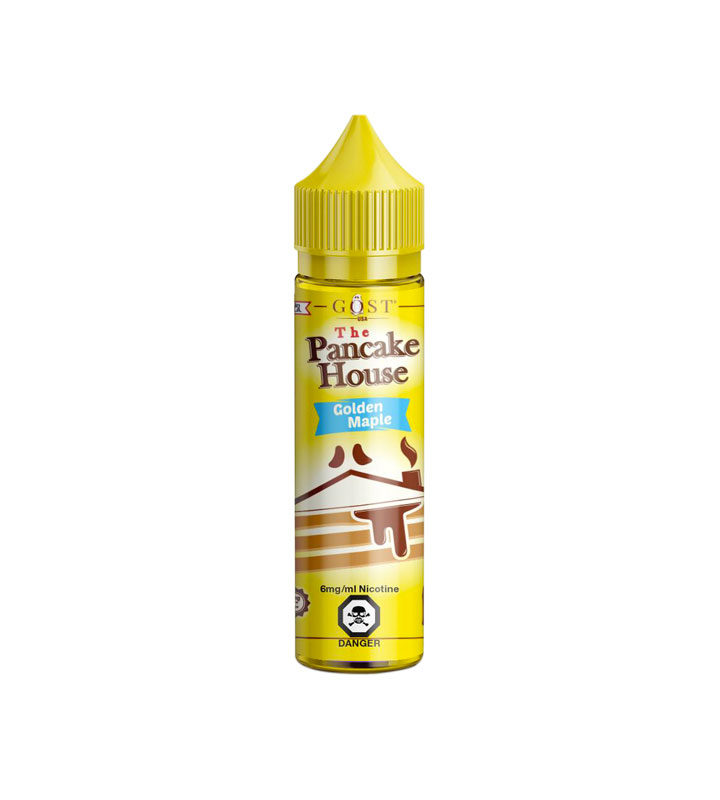 AROMA GOLDEN MAPLE by The Pancake House - Vape Area