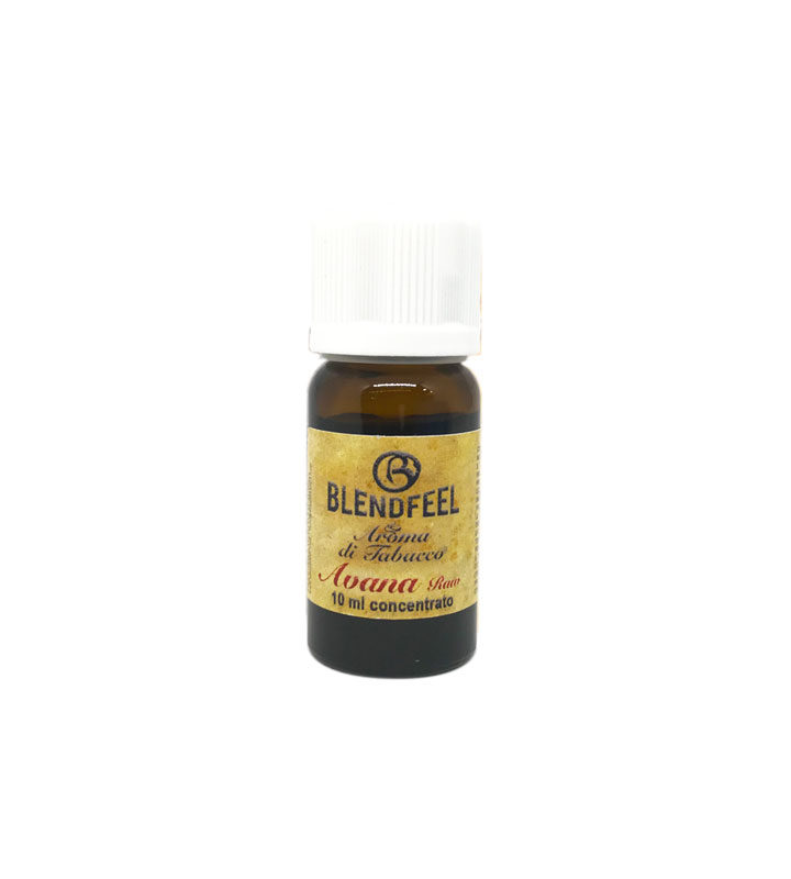 AROMA AVANA (RAW) 10ML by BlendFeel - Vape Area