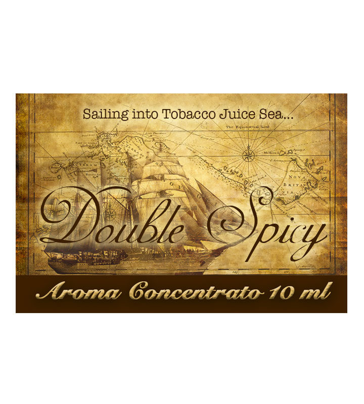 AROMA DOUBLE SPICY 10ML by BlendFeel - Vape Area