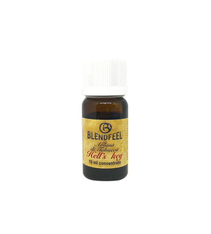 AROMA HELL'S KEY 10ML by BlendFeel - Vape Area