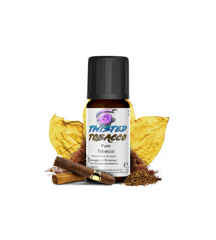 AROMA PURE TOBACCO 10ML by Twisted Vaping - Vape Area