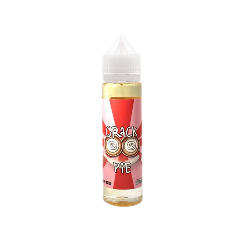 CRACK PIE by Food Fighter Juice 60ml - Vape Area