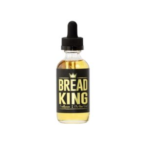 LQIUDO BREAD KING by Kings Crest 50ml - Vape Area
