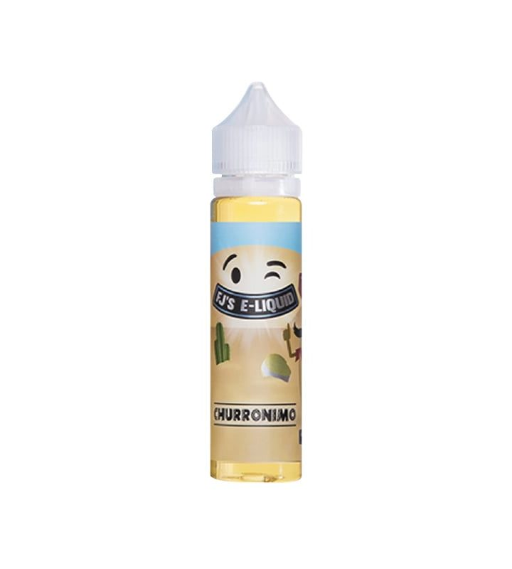 LIQUIDO CHURRONIMO by FJ's e-liquid 50ml - Vape Area