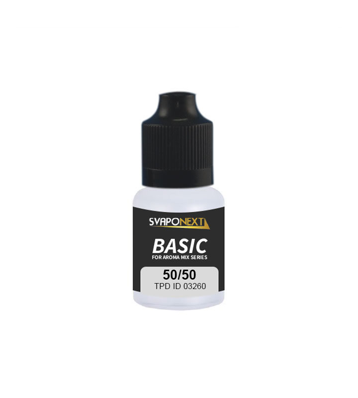 BASETTA 50/50 BASIC NIC. 20MG by SvapoNext 10ml - Vape Area
