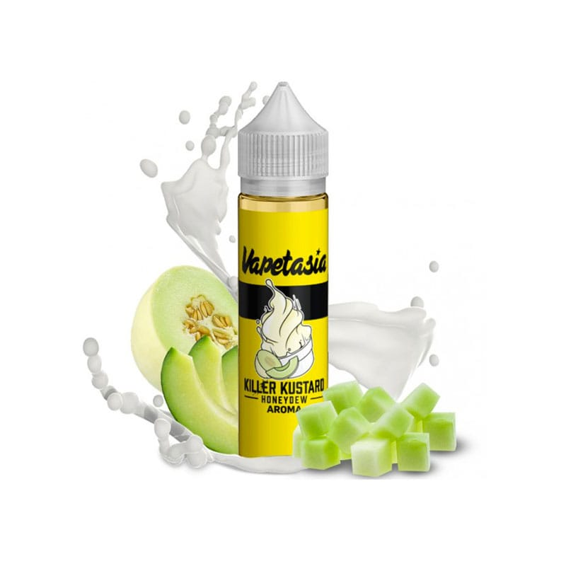 AROMA KILLER KUSTARD HONEYDEW 20ML By Vapetasia - Vape Area