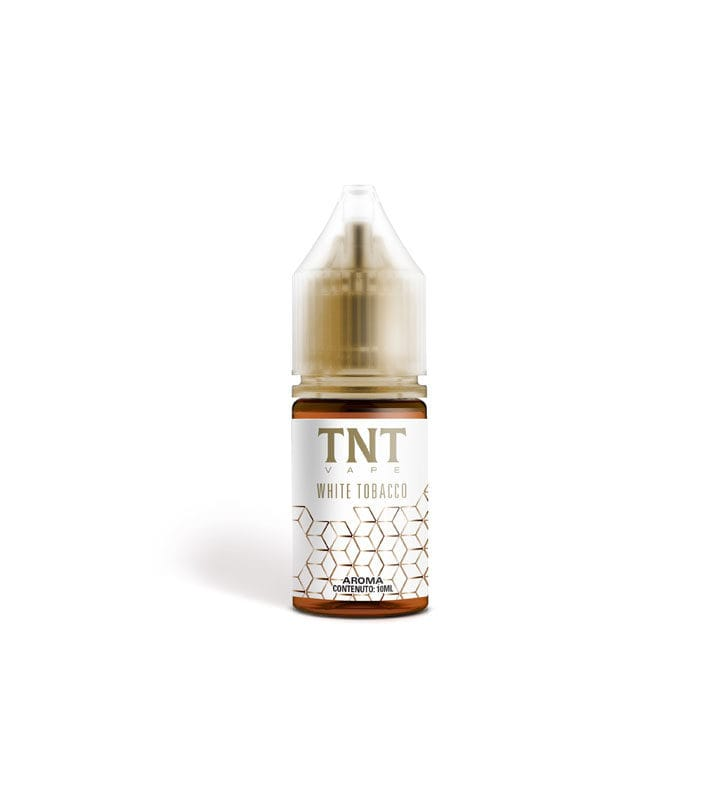 AROMA WHITE TOBACCO 10ML By TNT Vape - Vape Area