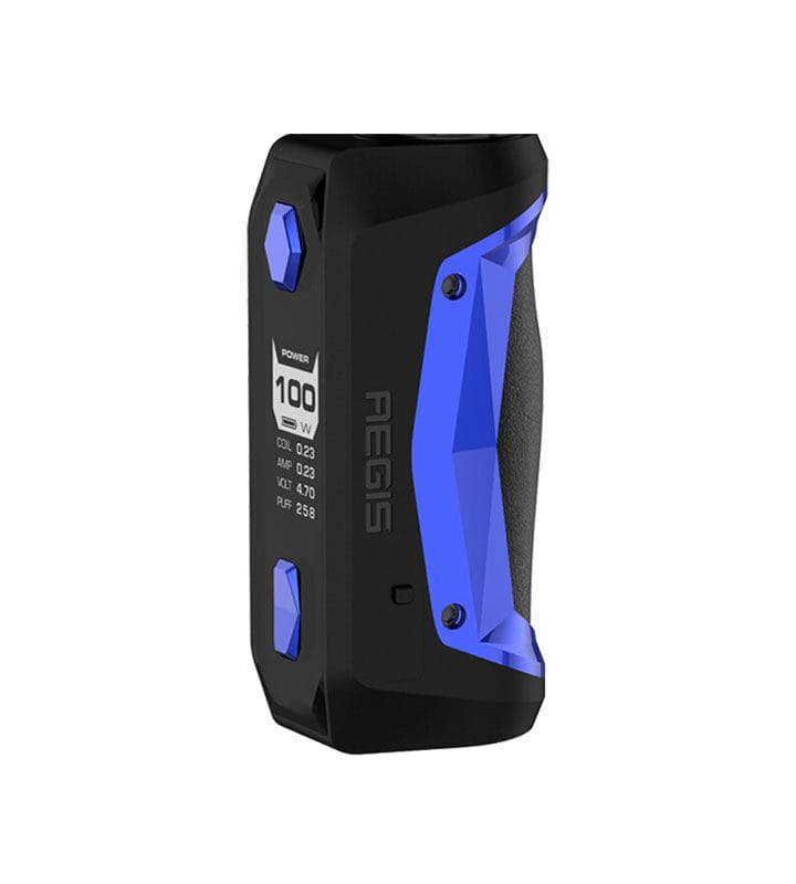 BOX-MOD AEGIS SOLO 100W By Geek Vape - Vape Area