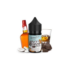 AROMA GLAM MADEIRA - GOLDEN BLAST 10ML By DeOro - Vape Area