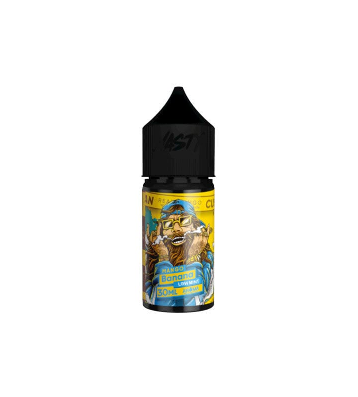 AROMA CUSHMAN MANGO BANANA 30ML By Nasty Juice - Vape Area
