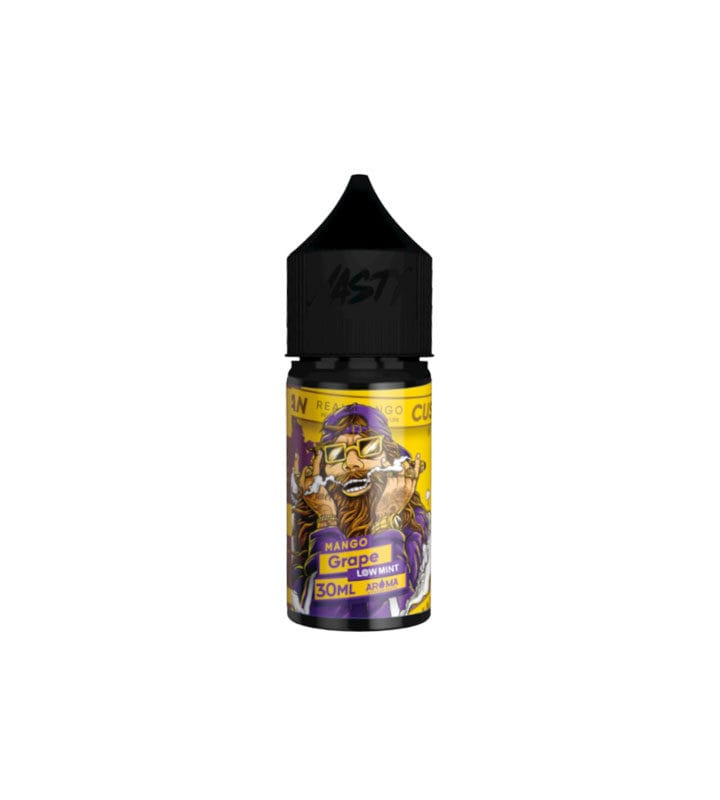 AROMA CUSHMAN MANGO GRAPE 30ML By Nasty Juice - Vape Area