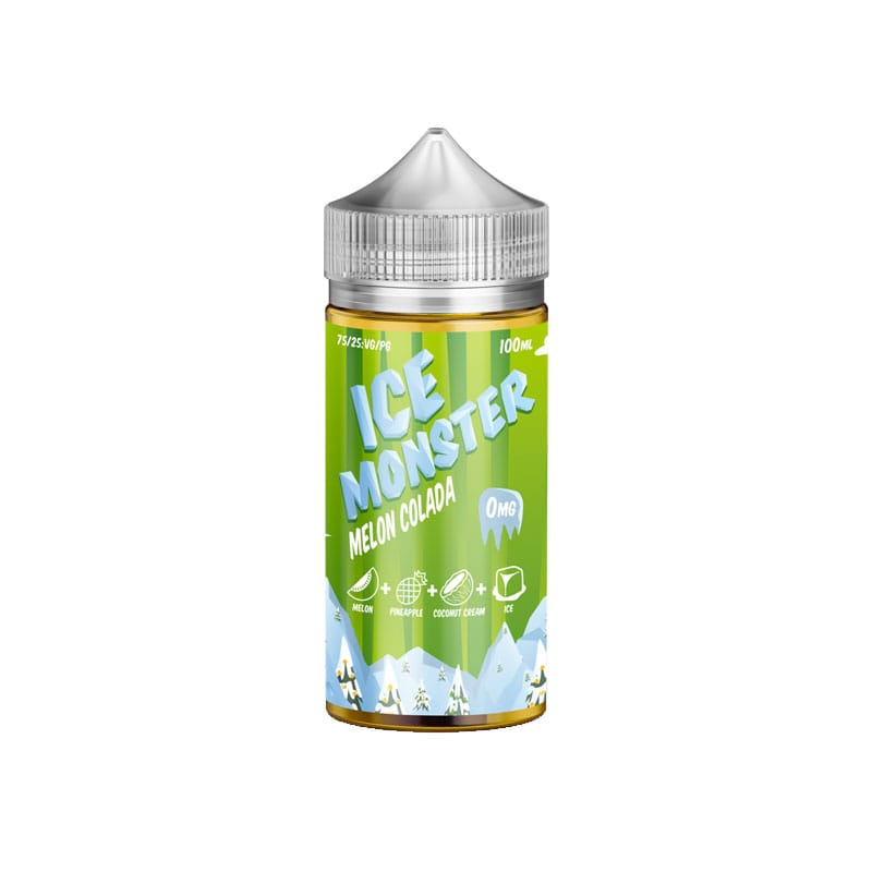 MELON COLADA 100ML By Jam Monster - Vape Area
