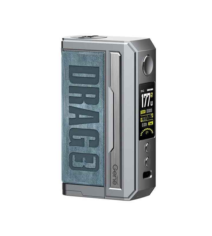 BOX MOD DRAG 3 By Voopoo - Vape Area